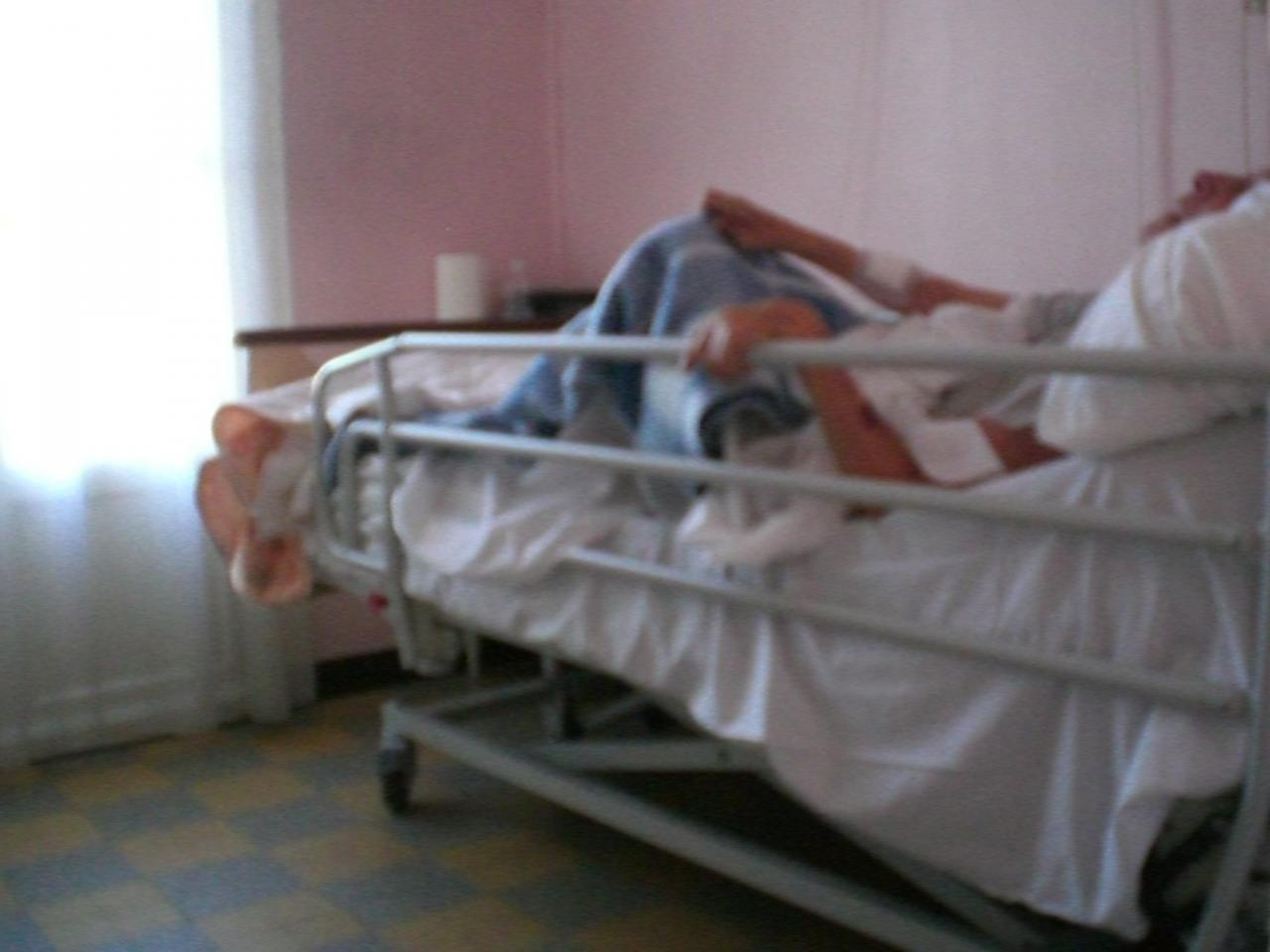 La contention des personnes g es en maison de retraite for Chambre de soins intensifs en psychiatrie