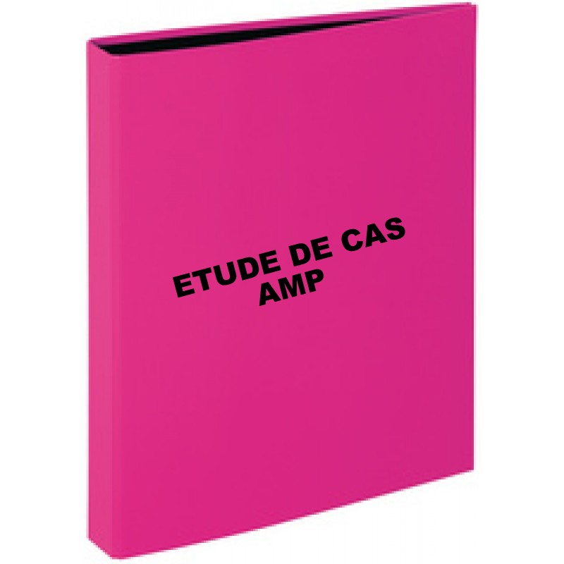 Etude de situation AMP