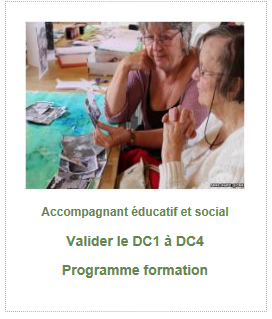Aes valider le dc1 a dc4
