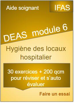 Aide soignant module 6 min 1