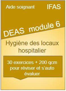 Aide soignante module 6