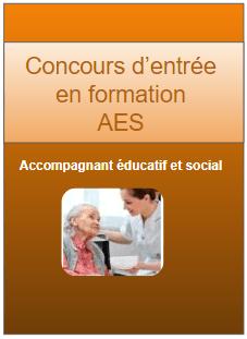 Concours entree accompagnant educatif et social