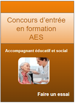 Concours entree aes min