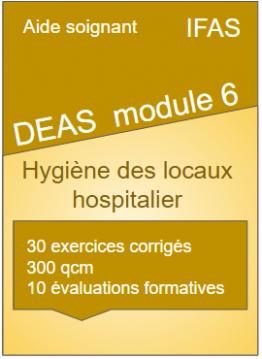 DE aide soignante module 6