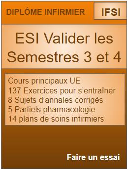 Esi valider les semestres 3 et 4