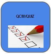 Qcm/Qroc/Quizz