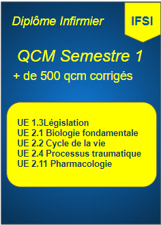 Qcm semestre 1
